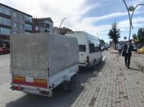 EVE DÖNÜŞ - Fındık İşçilerinin Zorlu Geri Dönüş Yolculuğu Başladı