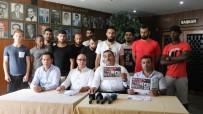 MEHMET AKGÜN - Gaziantepspor'un Transfer Ettiği 18 Futbolcu Elinde Kaldı