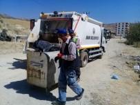 Hani Belediyesi Günlük 80 Ton Çöp Topluyor