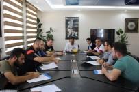 MUSTAFA KARADENİZ - İl Müdürü Kısacık, Kulüp Temsilcileri İle Biraraya Geldi