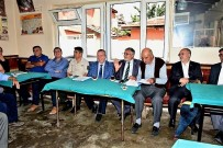 MUSTAFA TAŞ - İnönü'de Halk Toplantısı Gerçekleşti