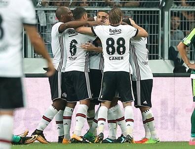 Karabükspor 0 - 1 Beşiktaş