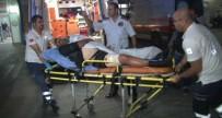 Konya'da Bıçaklı Kavga Açıklaması 1 Yaralı