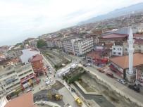 ENVER YıLMAZ - Köprübaşı Meydan Projesi'nin İhalesi Yapılıyor