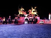 KÜLTÜR BAKANLıĞı - Mevlevi Müziği Ve Sema TİKA'nın Desteği İle Tuva'da İlk Kez Sahnelendi