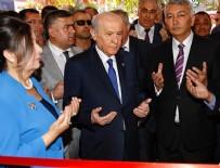 ISPARTA BELEDİYESİ - MHP Genel Başkanı Bahçeli, Isparta'da