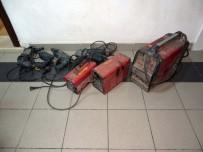 KAYNAK MAKİNESİ - Ostim Ve İvedik Hırsızları Suç Makinesi Çıktı