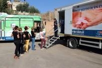 ERKEN TEŞHİS - Gezici Mamografi Cihazıyla Adanalı Kadınlar Kansere Erken Önlem Alıyor