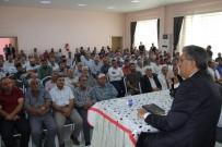 PANCAR EKİCİLERİ KOOPERATİFİ - Recep Konuk Altınekin'de Çiftçilerle Buluştu