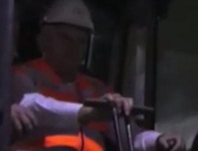 Sabuncubeli Tüneli'nde ilk ışık göründü