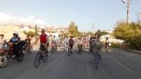 SAĞLIĞI MERKEZİ - Sağlıklı Yaşam İçin Bisiklet Sürdüler