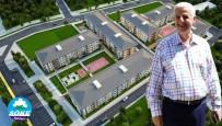 KONUT PROJESİ - Söke Belediyesi Sosyal Konut Projesi İçin Kolları Sıvadı
