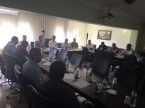 MEHMET ALİ ÖZKAN - Tatvan'da Okul Güvenliği Toplantısı