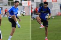 ALI YıLMAZ - Trabzonspor'un Yeni Transferleri İdmana Çıktı