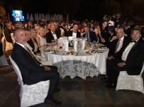 DENİZCİLİK SEKTÖRÜ - Türk Ve Dünya Denizcileri Altın Çıpa'da Buluştu