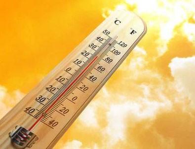 Yarından itibaren sıcaklık artıyor