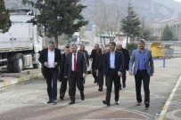 HALIL ELDEMIR - AK Parti'den Vezirhan Beldesi'ne Ziyaret