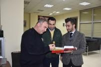 BOZKÖY - AK Parti'li Gençler Yeni Yıla Polislerle Birlikte Girdi