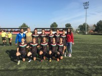 AMED - Amedsporlu Kadın Futbolcular Sadece 1 Kez Kazandı