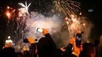 HAVAİ FİŞEK - Azerbaycan, 2018'İ Coşkuyla Karşıladı