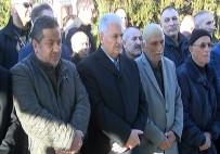 İLKOKUL ÖĞRETMENİ - Başbakan İlkokul Öğretmeninin Cenaze Törenine Katıldı