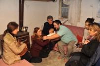 MEHMET ALI ÇALKAYA - Başkan Çalkaya'dan Yılbaşında 30 Ev Ziyareti