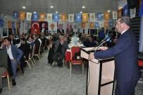 YAMAÇ PARAŞÜTÜ - Başkan Özkan, Belediye Hizmetlerini Değerlendirdi