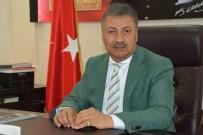 REFERANS - Belediye Başkanı Pınarbaşı'ndan Yeni Yıl Mesajı