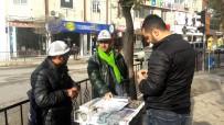 BİLET SATIŞI - Biletine Amorti Ve Küçük İkramiye Çıkan Vatandaşlar Paralarını Aldı