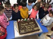 Burhaniye Avni Özpolat Anaokulu'nda Yeni Yıl Kutlaması