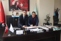 Burhaniye'de Turizm Master Planı Sözleşmesi İmzalandı
