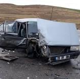 YARıMCA - Elazığ'da Trafik Kazası Açıklaması3 Yaralı