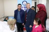 BOSTANCı - Gaziantep'te 2018'İn İlk Bebeği Hamza Oldu