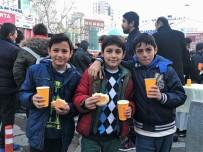 KREDI VE YURTLAR KURUMU - Gençler Yeni Yıla Camide Girdi