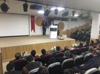 ARTUKLU ÜNIVERSITESI - Gölbaşı İlçesinde Kudüs'e Yolculuk Konferansı