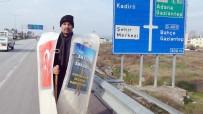 KEÇİ - Hak Aramak İçin Ankara'ya Yürüyüş Başlattı