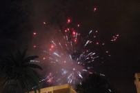 MEHTERAN TAKıMı - Hatay'da Yeni Yıl Kutlamaları Renkli Geçti