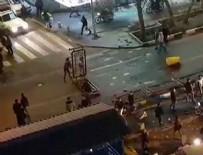 İran'da eylemciler polise ateş açtı; 1 polis öldü