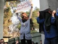 YÖNETİM KARŞITI - İran'da ölü sayısı arttı