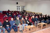 KATKI MADDESİ - Kahta'da 'Cabir Bin Hayyan' Paneli Düzenlendi