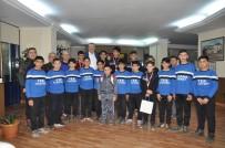 ÖZBEKISTAN - Karacabeyli Güreşçilerden Uluslararası Başarı