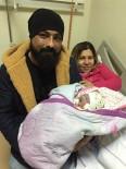 Karaman'da Yeni Yılın İlk Bebeği Sabaha Karşı Dünyaya Geldi