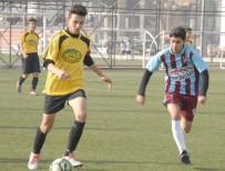 HACı MURAT - Kayseri U-16 Futbol Ligi B Grubu