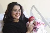 Kırşehir'de Yeni Yılın İlk Bebeği Buğlem Dünyaya Gözlerini Açtı