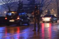 VATAN CADDESİ - Konya'da Yılın İlk Trafik Cezası, Alkollü Sürücüye Kesildi