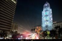 YILBAŞI PARTİSİ - Los Angeles 2018'E Büyük Coşkuyla  'Merhaba' Dedi