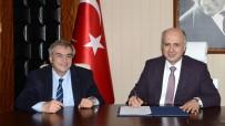 ÇUKUROVA KALKıNMA AJANSı - MEÜ İle Çukurova Kalkınma Ajansı İşbirliği Protokolü İmzaladı