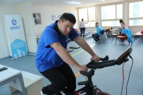KAĞıTSPOR - Milli Sporcu Anıl Demir, Sağlık Testlerinde Başarıyla Geçti