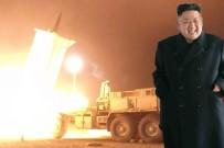 KİM JONG UN - 'Nükleer Düğme Daima Masamın Üzerinde'