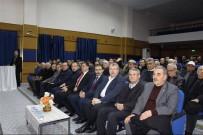 HALIL ELDEMIR - Pazaryeri'nde Bilgi İstişare Ve Değerlendirme Toplantısı Yapıldı
